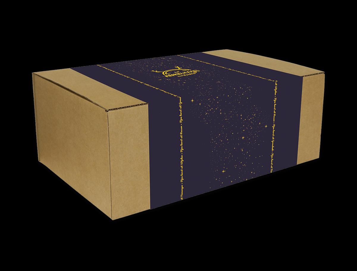 kerstpakket nijmegen verpakking